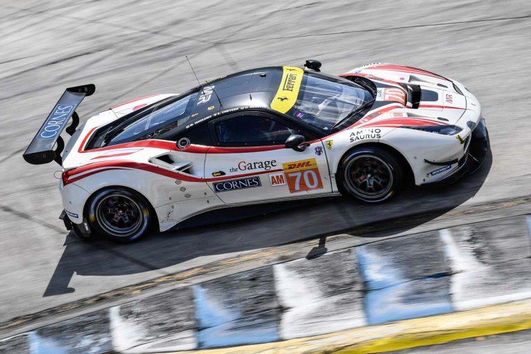 ル・マン/WEC | WEC:石川資章率いるMRレーシング、2019/20年シーズンもLM-GTEアマクラス参戦か