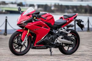 MotoGP | ホンダCBR250RR(左フロント)