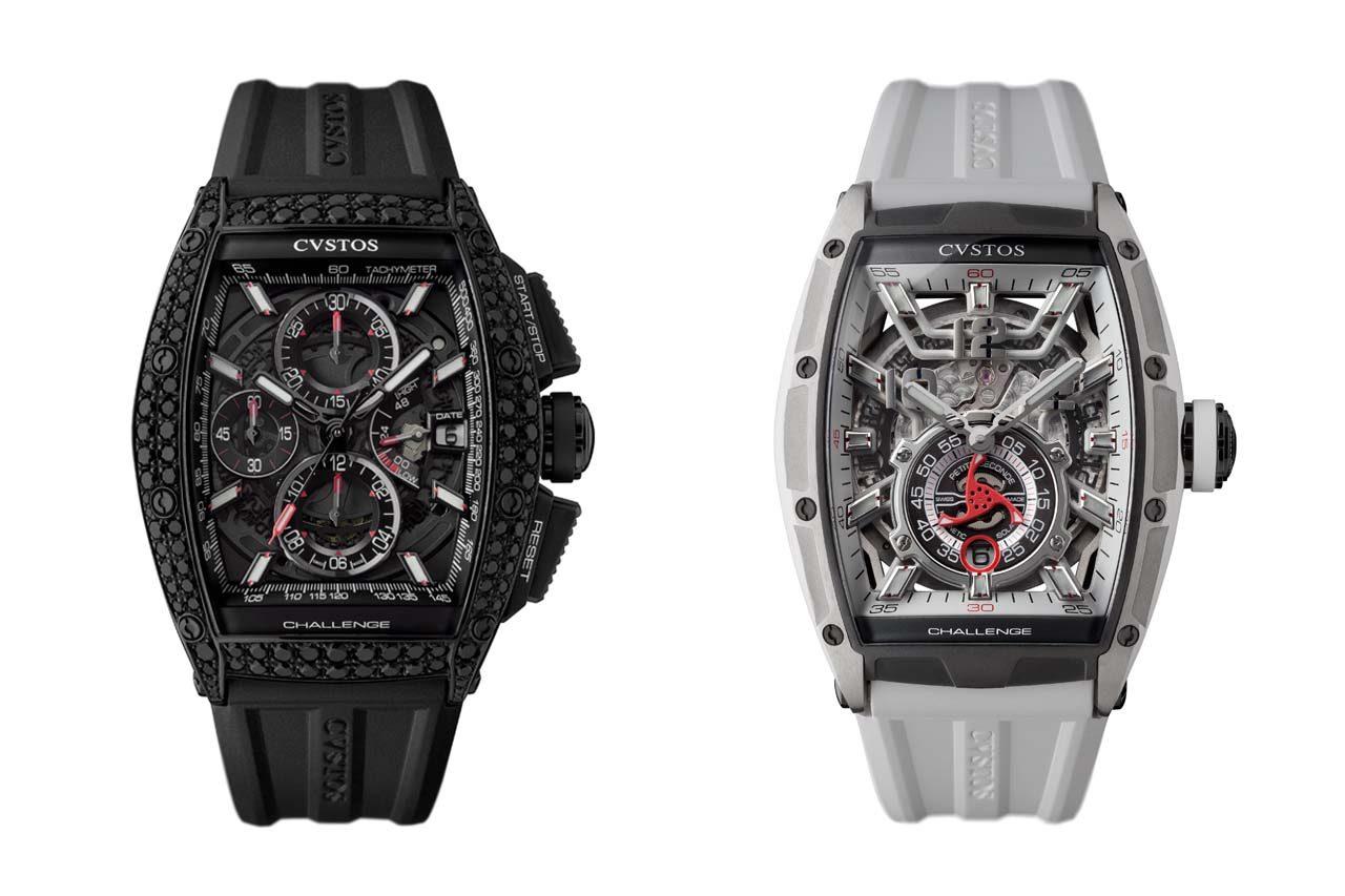 スーパーGT:スイスの高級時計ブランド『CVSTOS』がシリーズスポンサーに就任