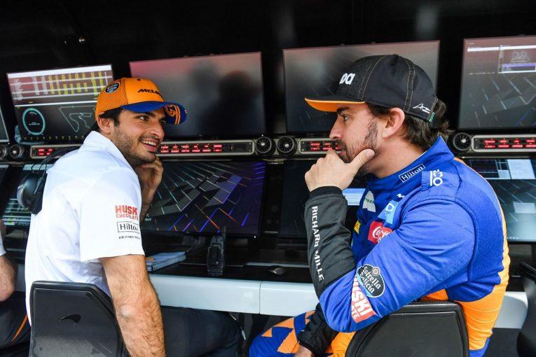 F1 | 2019年F1初テストのアロンソ、マクラーレンの進歩を実感も「やめたことは後悔していない」