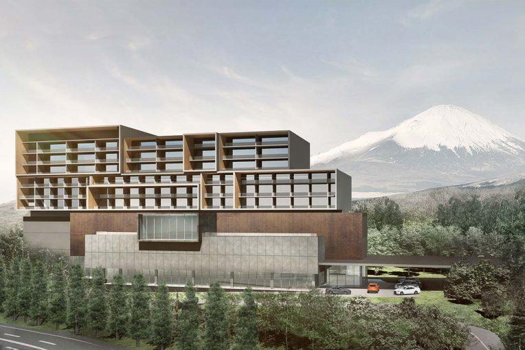 スーパーGT | 2022年度、富士スピードウェイ内にハイアットブランドのホテルが誕生へ