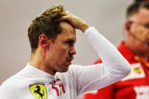F1 | イタリアメディア、F1バーレーンGPでのミスを受けてベッテルを猛批判
