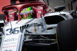 F1 | ミック・シューマッハー(アルファロメオ)