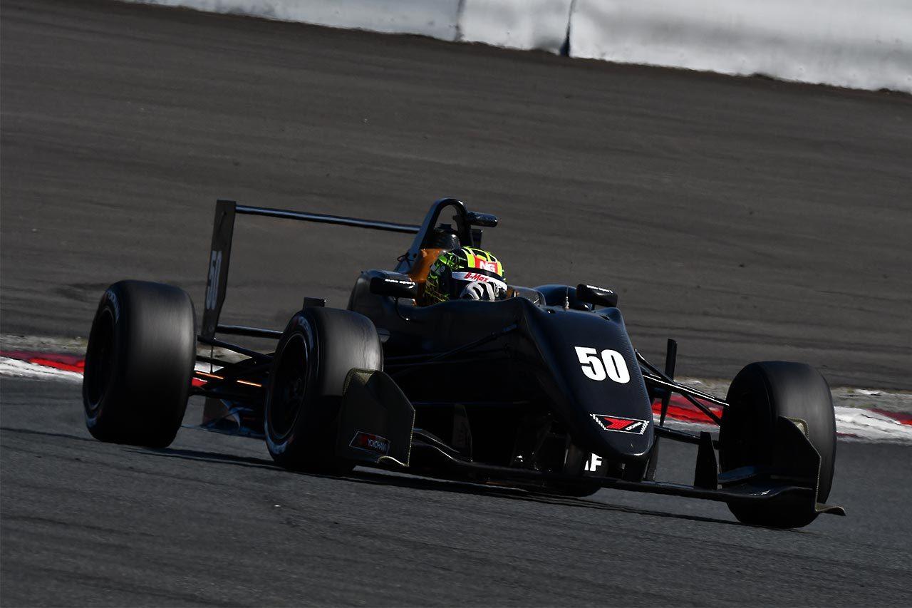 全日本F3選手権富士合同テスト:宮田莉朋が初日のトップタイム。フェネストラズが続く