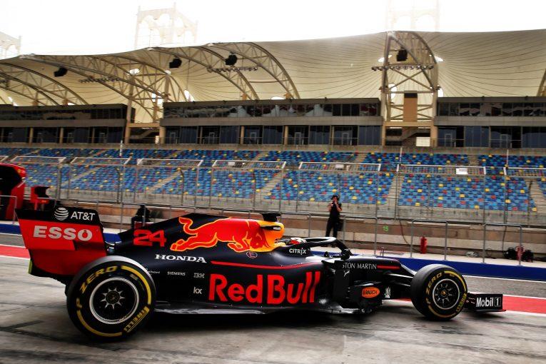 F1 | ホンダPU搭載車が3台そろって100周超え「セッティング最適化を進め、満足いくテストになった」とF1副テクニカルディレクター