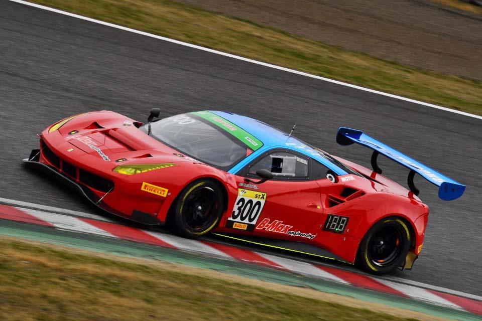スーパー耐久:フェラーリで参戦のTAIROKU RACING with B-Max ENGINEERING、第2戦からマシン変更へ