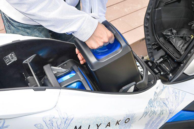 MotoGP | 国内二輪4メーカーが電動バイクの規格を統一。交換式バッテリーの標準化検討へ