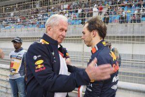 F1 | 【ブログ】調子が上がらないガスリーにレッドブル首脳陣も必死のフォロー/F1バーレーンGP現地情報2回目