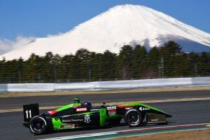 国内レース他 | 全日本F3選手権富士合同テスト:2日目はフェネストラズが最速。外国人が上位占める