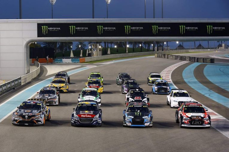 ラリー/WRC   世界ラリークロス、新たな電気自動車構想『プロジェクトE』発表。2021年の完全EV化は断念か