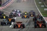 F1 | ハミルトン、F1バーレーンGPのスタート失敗を猛省「スタート練習にどれだけ必死に取り組んできたことか……」