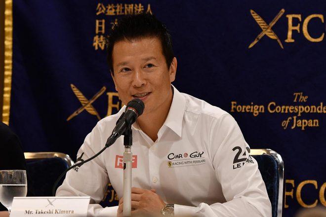 CarGuy Racingの木村武史代表