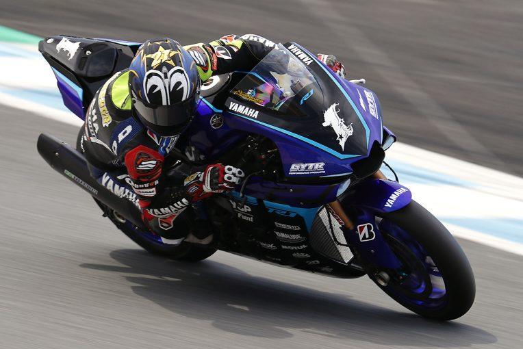 MotoGP | JSB1000開幕戦の予選は5台がもてぎのコースレコードを破るハイレベルな戦いに。中須賀がダブルポール獲得