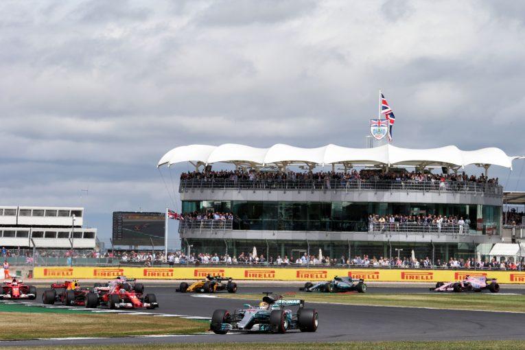 F1 | シルバーストン、2020年以降のF1イギリスGP開催の契約締結に向け前進との報道