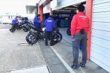 MotoGP | 【ブログ】背伸びしてでもヤマハのマシンを凝視したいHRC/全日本ロードもてぎ現地情報1回目