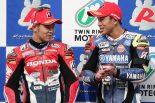 MotoGP | 高橋巧、最終コーナーで中須賀に仕掛けようとするも「転倒すると思い引かざるを得なかった」/開幕戦もてぎレース2会見コメント