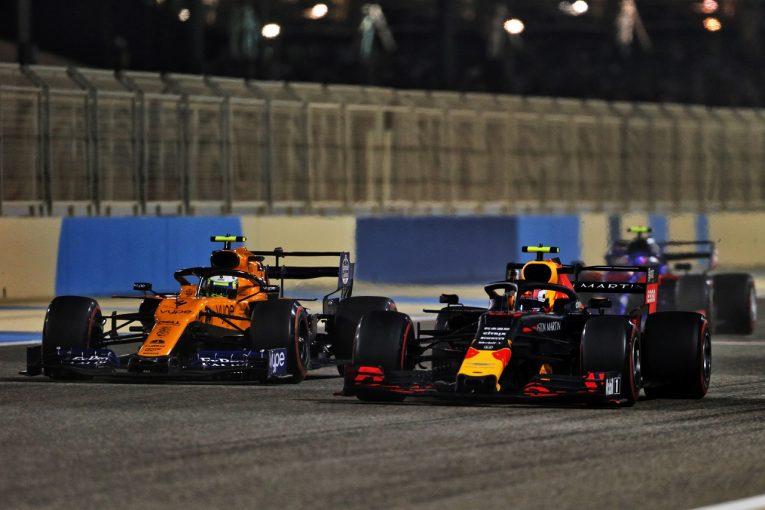 F1 | 「レッドブルの1台よりも速かった」。マクラーレンのノリス、パフォーマンス向上を確信