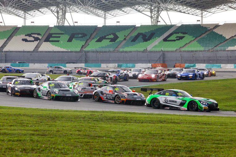 ル・マン/WEC | ブランパンGTアジア第1大会:メルセデスとポルシェが勝利分け合う。BMW Team Studieがクラス2連勝