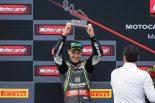 MotoGP | レイ、SBK第3戦アラゴンでは予選で10番手に沈むも2位フィニッシュ「今日の結果はベスト」