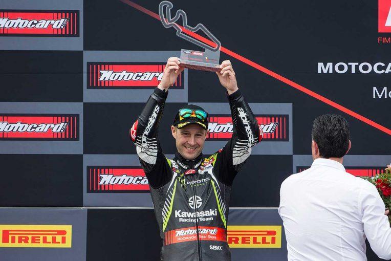 MotoGP   レイ、SBK第3戦アラゴンでは予選で10番手に沈むも2位フィニッシュ「今日の結果はベスト」