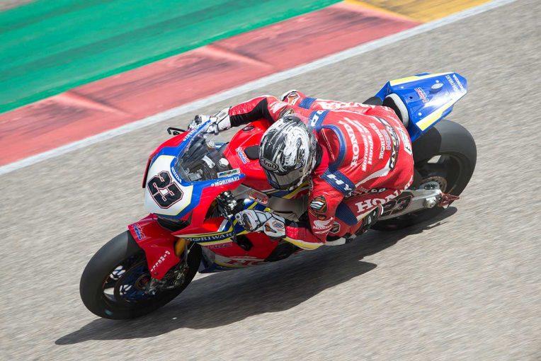 MotoGP | SBK第3戦アラゴンでは完走も、苦戦の清成とモリワキ-アルティア・ホンダ「懸命に改善を続けている」