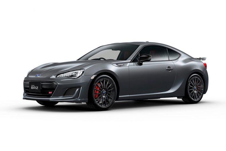 クルマ   スバル、BRZの改良モデルを発表。新色『マグネタイトグレー・メタリック』を追加