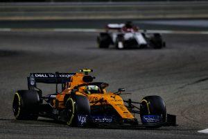 F1 | マクラーレンF1のド・フェラン、中国GPでは中団グループの勢力図が変わると予想