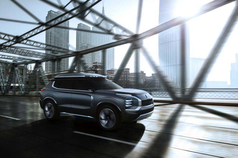 クルマ | ミツビシ、次世代クロスオーバーSUV試作車を上海モーターショーでアジア初披露へ
