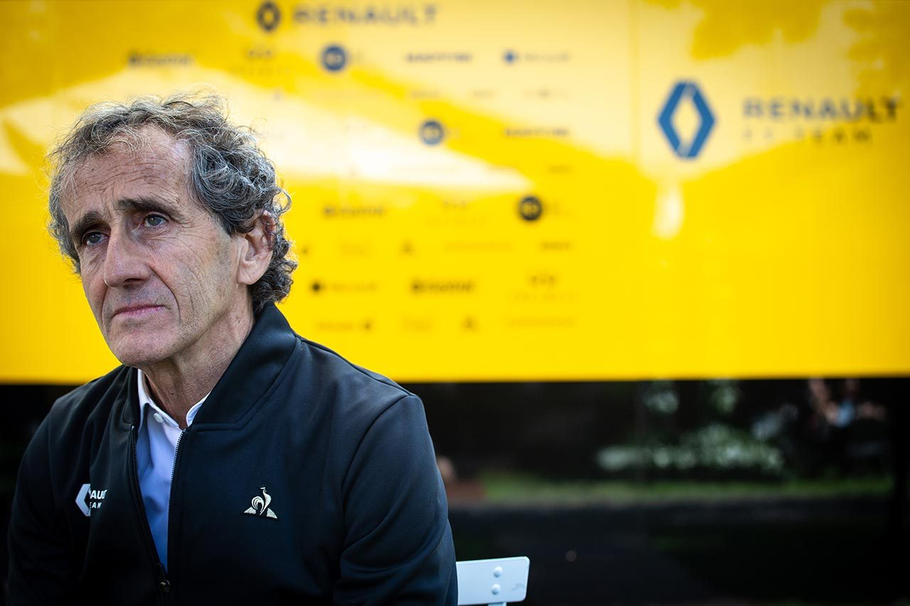 2019年F1開幕戦オーストラリアGP アラン・プロスト
