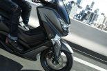 MotoGP | ヤマハ、軽二輪スクーター『NMAX155 ABS』に新色2色を追加。4月30日発売