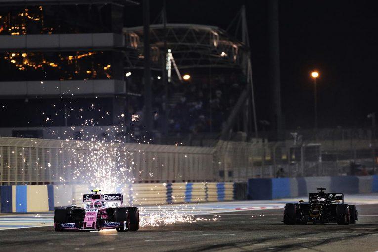 F1 | ハースF1代表「スチュワードは聞く耳を持っておらず、誤審を繰り返す」と不満爆発。バーレーンでの裁定にも疑問残す