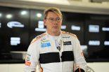 鈴鹿10時間にドライバーとして参戦することになった元F1王者のミカ・ハッキネン