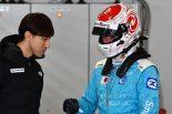 チームオーナー兼ドライバーとして鈴鹿10時間に参戦する久保田克昭(左)。石浦はコーチもふだん務めている
