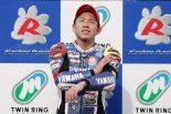 MotoGP | 開幕戦でギリギリの戦い制したヤマハ中須賀、故 近藤湧也に勝利捧ぐ。「最後は湧也が力をくれた」/全日本ロード