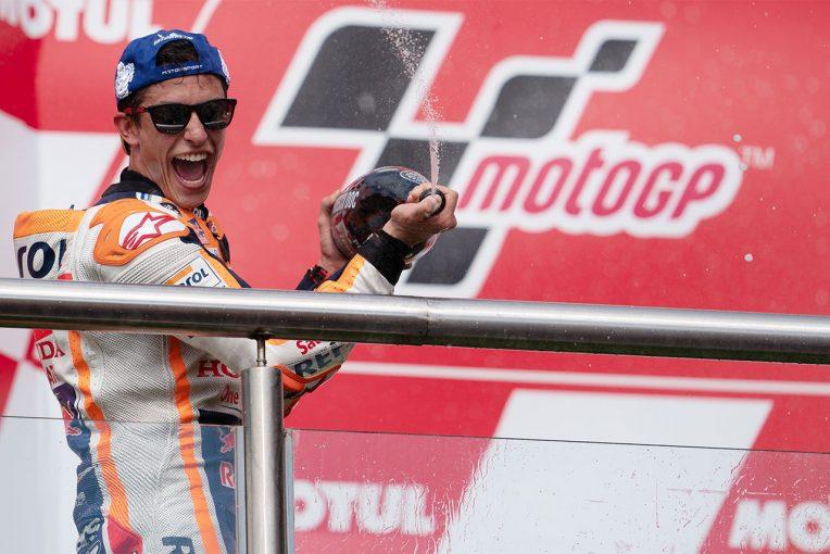 MotoGP   MotoGP:マルケスのアルゼンチンGP独走優勝に向けた周到な準備。序盤のペースは「誰にも負けないとわかっていた」
