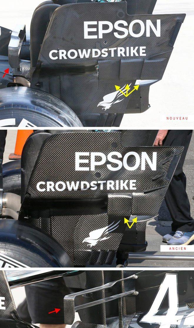 F1バーレーンGP技術解説(2):トロロッソ・ホンダとジェームス・キー加入のマクラーレンがバージボードをアップデート