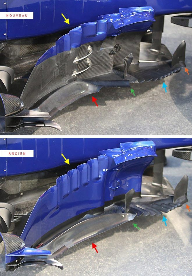F1バーレーンGP技術解説(2):ジェームス・キー加入のマクラーレンがバージボードをアップデート。トロロッソ・ホンダも同様の改善施す