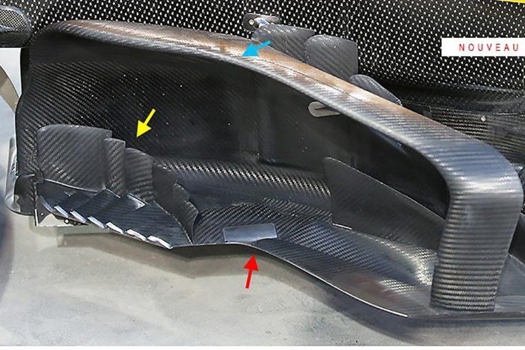F1 | F1バーレーンGP技術解説(2):ジェームズ・キー加入のマクラーレンがバージボードをアップデート。トロロッソ・ホンダも同様の改善施す