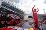 海外レース他 | NASCAR第8戦:兄弟対決を制したトヨタのカイル・ブッシュがシーズン3勝目