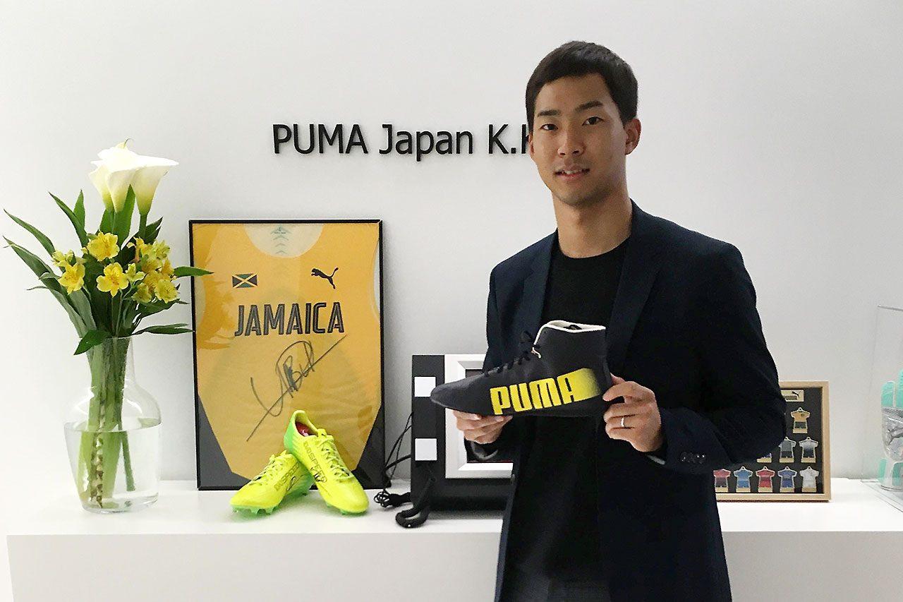 西武池袋本店で『PUMA MOTOR CAMPAIGN』がスタート。プーマのレアシューズの展示やプレゼントも