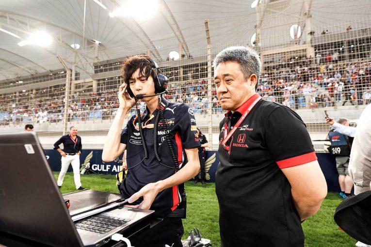 Blog | 【ブログ】他チームの人とはどんな話をしている?/ホンダF1の山本MDに聞いてみよう