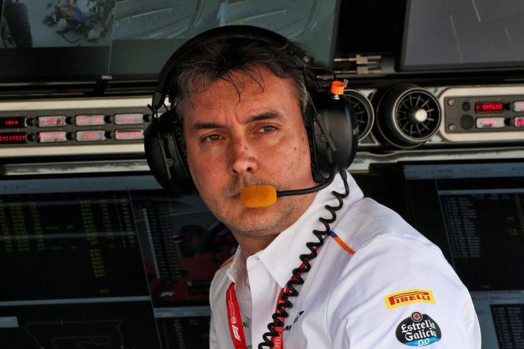 F1 | 「ジェームズ・キーが手がける2020年型マクラーレンに期待」。サインツ、古巣トロロッソのテクニカルディレクター移籍を喜ぶ