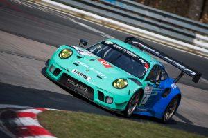 ル・マン/WEC | VLN:ニュル24時間最多勝のベルンハルト、ファルケンのポルシェ911 GT3 Rをテストへ