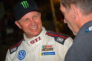 ラリー/WRC   2003年のWRC世界王者ペター・ソルベルグが世界選手権から引退。レーサーとしての活動は継続