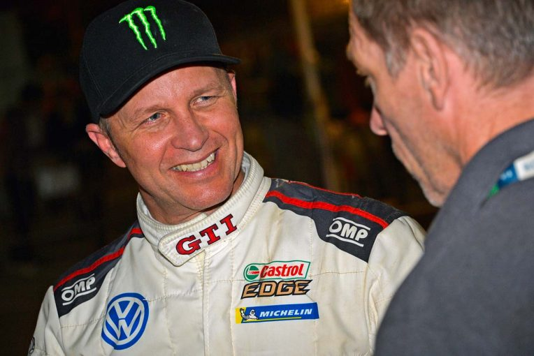 ラリー/WRC | 2003年のWRC世界王者ペター・ソルベルグが世界選手権から引退。レーサーとしての活動は継続