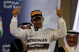 F1 | 2014年F1第3戦バーレーンGP  ルイス・ハミルトン(メルセデス)
