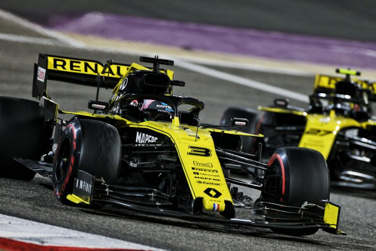 F1 | アビテブール、ルノーF1の信頼性不足を懸念。「自分たちの求める期待値に達していない」