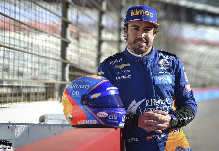 海外レース他 | アロンソ、インディ500の非公開テストを完了「新エアロキットは以前よりも少しトリッキーだが、良い準備となったはずだ」