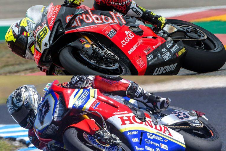 MotoGP   SBK:ホンダとドゥカティのエンジン回転数上限が変更に。第4戦オランダから適用