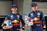 2019年F1第3戦中国GP マックス・フェルスタッペン、ピエール・ガスリー